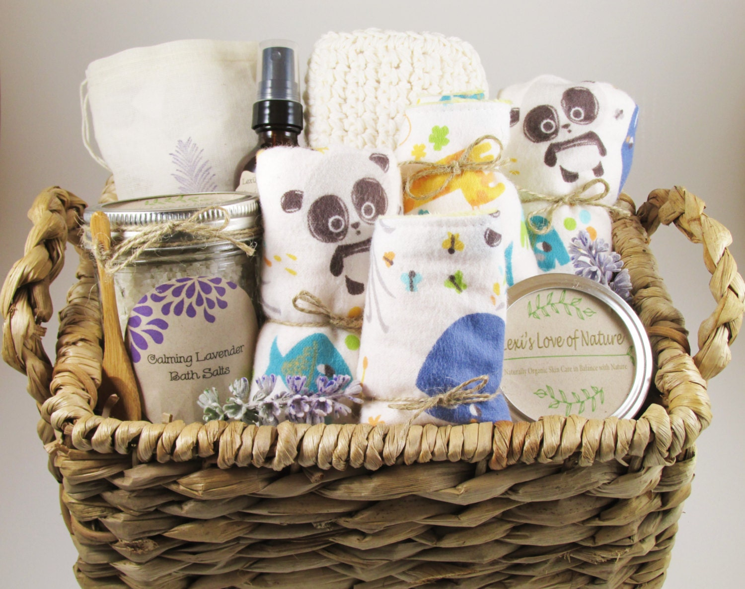 Baby Gift For Twins : Twins baby gift for new mom and