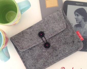 iPad Case, Kindle Case, Sleeve Case, Cover Case, Cover Felt, Tablet Case, iPadn Custodia