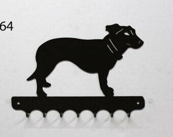 Hangs key pattern metal: dog