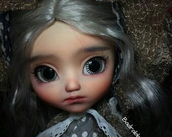 Sales~Ooak custom Pullip #1 art doll by Badrabbit