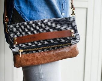 leather clutch, clutch bag, crossbody bag, leather bag, evening clutch, crossbody bag