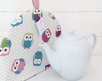 Owls Tea Cosy, Tea Cosy