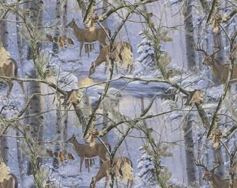 "Realtree ""Deer At Dusk""-Print Concepts-BTY"