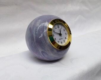 Small Desk Clock Etsy