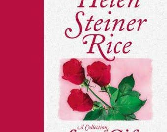 A Collection Of Love Gifts by Helen Steiner Rice (Free Shipping!)