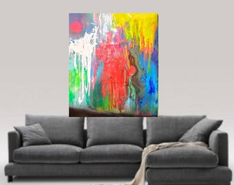 large original abstract canvas print living room painting wall art modern art acrylic painting acrylic original abstract wall art canvas art