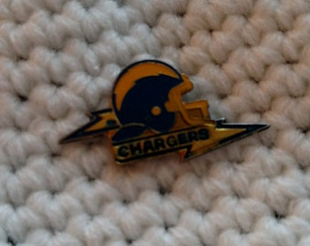Vintage Pin NFL San Diego Chargers Pin