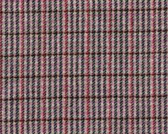 1693/28 Scottish Tweed Fabric 100% Pure Wool By The Metre