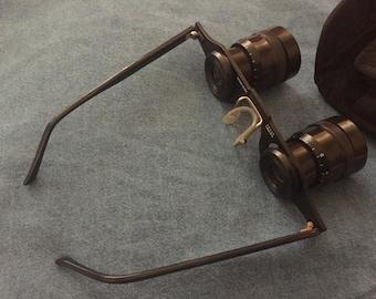 Sportiere Opera/Field/Glasses 2.8 x 2.8 Binoculars