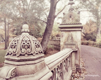 New York Photography, Central Park Photo, Wall Art, Fine Art Print, Bethesda Terrace, NYC Photography, Travel Art, Autumn Picture, 8 x 10