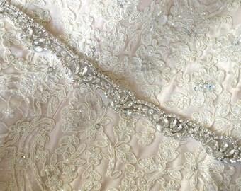 Olive, Bridal Sash, Bridal Belt, Wedding Sash, Wedding Dress Sash, Wedding Dress Belt, Wedding Belt, Vintage Wedding, UK Bridal Sash