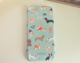 Dog Phone Case -  iPhone 7 Case iPhone 7 Plus iPhone 6 iPhone 6 Plus