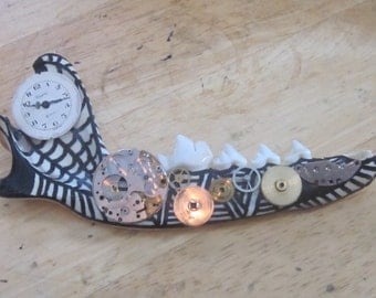 Steampunk Coyote Jaw.