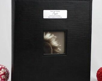 Personalised Birthday 5x7 Photo Album -  200 photos