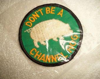 CB radio patch, hog patch