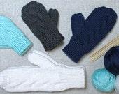 Knitting Pattern: Subtle ...