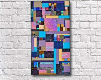 Mosaic Wall Decor mosaic wall art   etsy