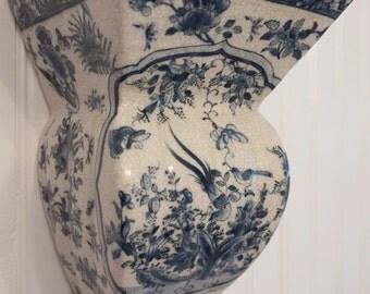 Wong Lee Ceramic Wall Shelf