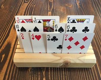 Playing Card Holders - Set of 2