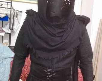Kylo Ren cosplay Star Wars: the awakening of the force