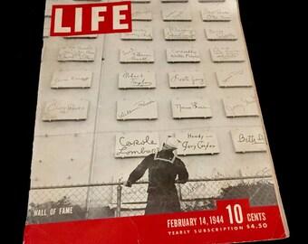 Life Magazine: Feb. 14, 1944  GC2657