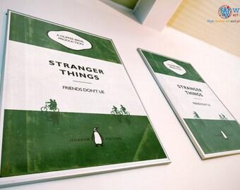 Stranger Things Poster - print / art - Vintage Style Movie / TV Poster