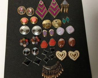 Broken Jewelry Lot Crafting Supplies
