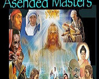 Ascended Masters Attunement