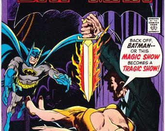 Batman 295 comic book, Birthday Party Gifts, Magic Show, Bronze Age, Vintage art. 1978 DC Comics in VF/NM (9.0)