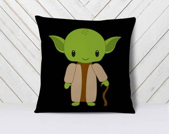 Star Wars Gifts for Him, Star Wars Baby Boy, Yoda Baby, Star wars decor, Star Wars Yoda // Pick your color