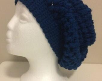 Handmade Crochet slouchy beanie