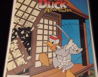 1993 Walt Disney's Donald Duck Adventures Comic, January #32