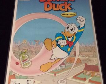 1993 Walt Disney's Donald Duck Adventures Comic, March #34