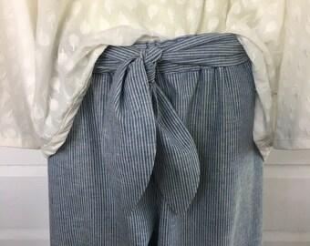 Ava Tie Front Pants