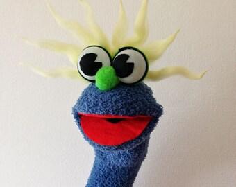 Crazy Sock Puppet Hand Puppet