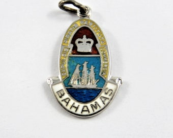 """Enameled Bahamas- """"When Pirates Were Expelled, Trade Was Restored""""!"""
