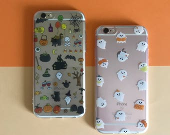 Halloween/Ghost Phone Case (Complimentary Shipping)