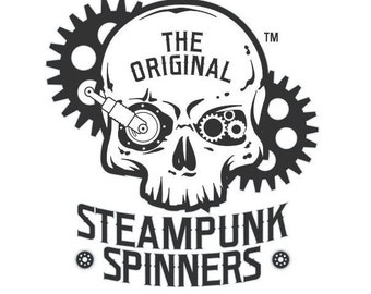 The Original Steampunk Spinners.  Learn more at steampunkspinners.com. DO NOT ORDER from this listing.  This is a placeholder.  Thank you!