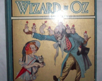 Wizard of Oz books first edition collection