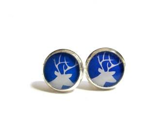 DEER EARRINGS - Cute Deer Earrings - Cute Earrings - Gift for Girls - Teen Girl Earrings - Fawn - Christmas gift - Girls Gifts,Birthday Gift