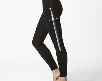 Sword Leggings Longsword Medieval
