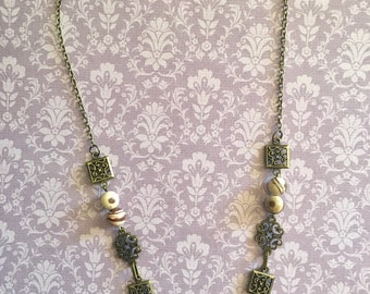 victorian style necklace.
