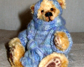 SALE Handmade miniature bear