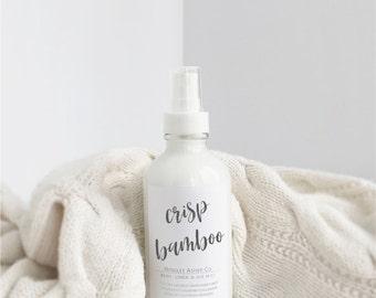 Crisp Bamboo Body/Linen/Room Mist-perfume-fragrance-body spray-body mist-linen spray-linen mist-room spray-room mist-air mist-deodorizer