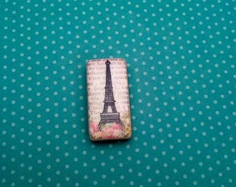 Needle minder, needleminders, nanny, keeper, magnetic, Eiffel, cross stitch, crossstitch, needlepoint, sewing, pins, embroidery, crosstitch