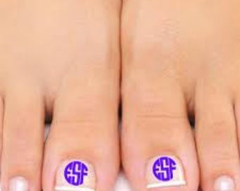 Nail/Toe Decals set of 12