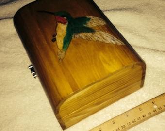 Humming Bird Box
