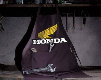 Honda Motorcycle Mechanic's Apron