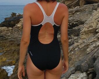 Vintage 90s Speedo Onepiece Swimsuit