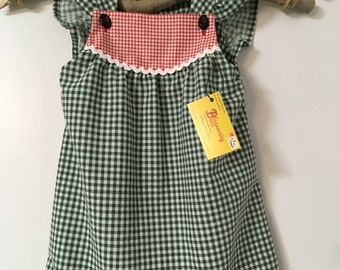 Watermelon Cutie Toddler Dress